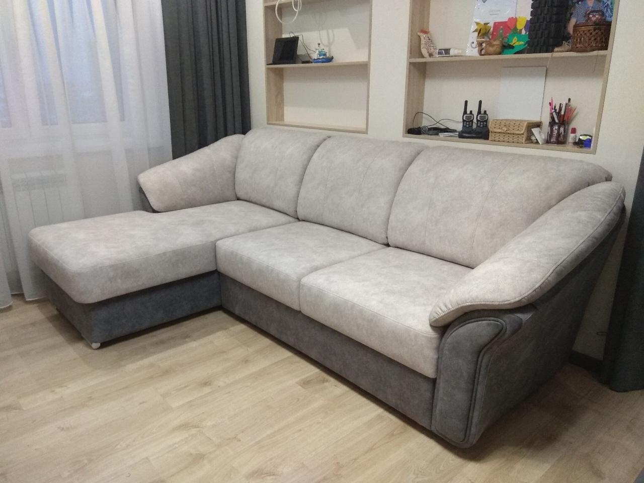 """Спасибо фирме """"Нико"""" за отличный диван!"""