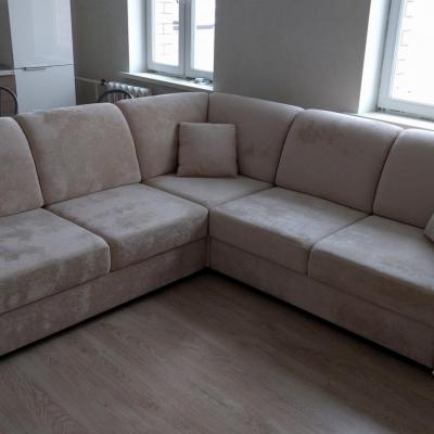 Спасибо компании Niko за угловой диван Грета!