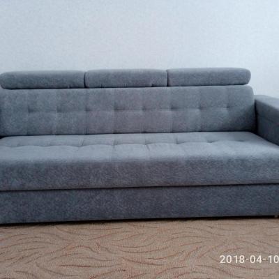 Отличный диван, упаковка для отправки в Воркуту супер