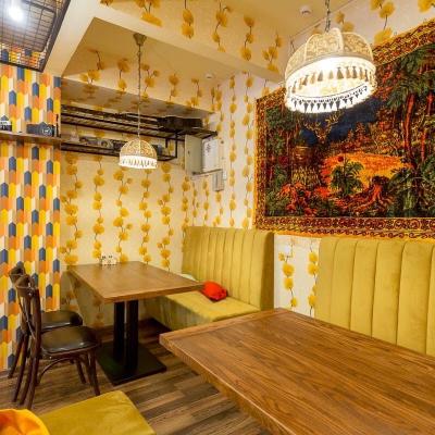 Сеть Пельмень-баров «Хлебное Ухо»