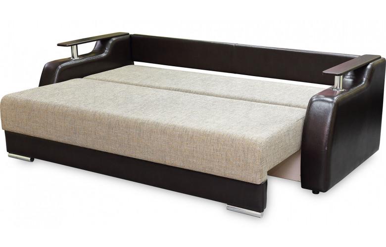ДОМИНО 6, диван в разложенном виде