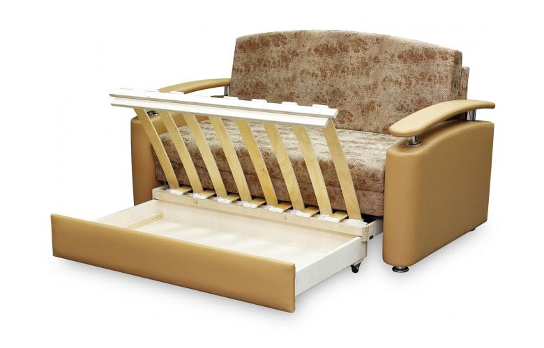 ЭДЕМ 2, диван малогабаритный в разложенном виде