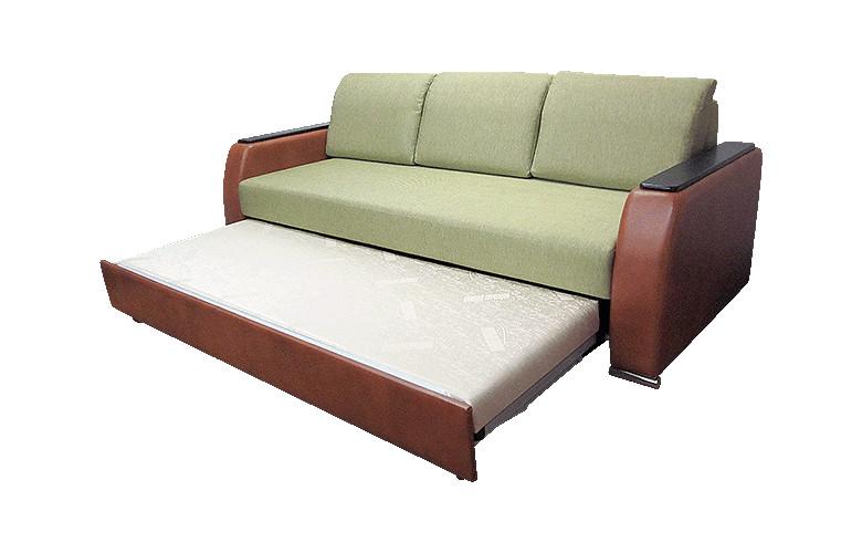 ГЛОРИЯ 3, диван в разложенном виде