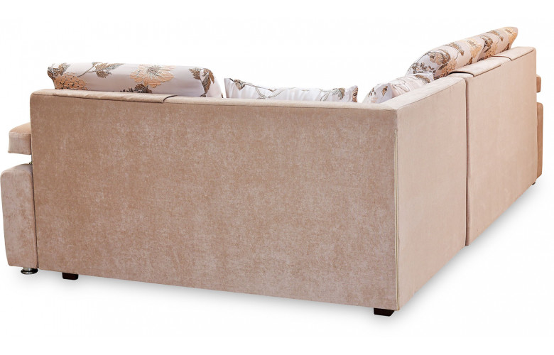 ГЛОРИЯ 4, угловой диван, задняя спинка
