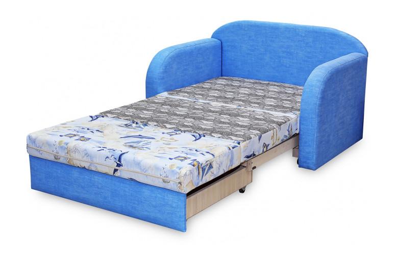 ГНОМ, диван малогабаритный в разложенном виде