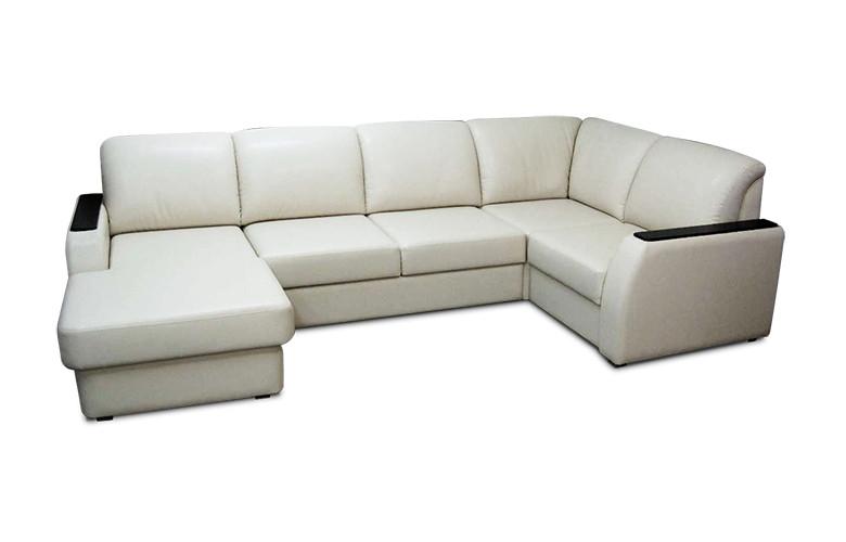 ГРЕТА, угловой диван с оттоманкой