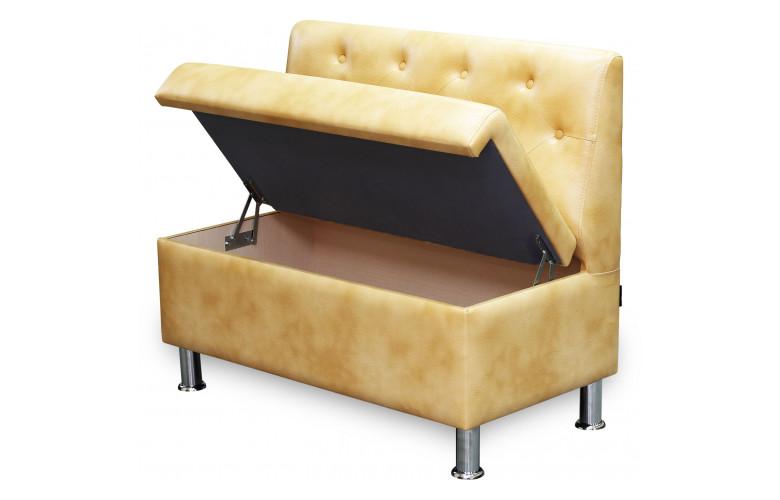 КОЛИБРИ СКС, диван в разложенном виде