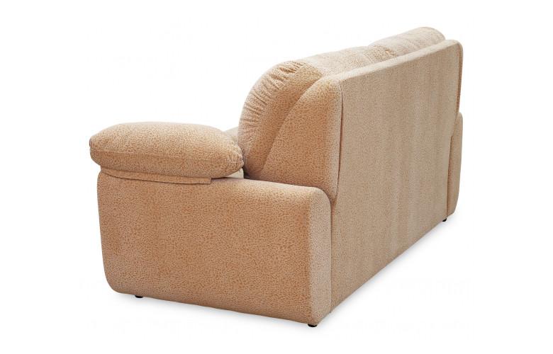 ОСТИН, диван на металлокаркасе, задняя спинка