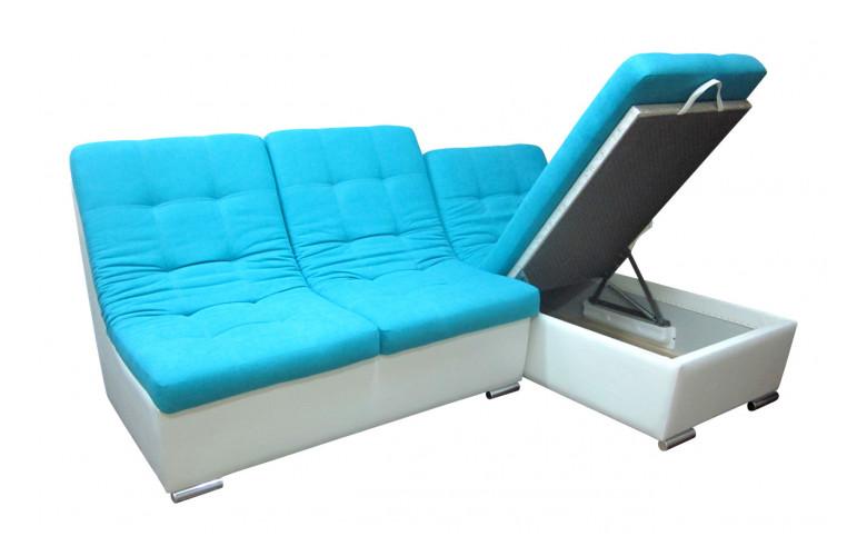 ВИКТОРИЯ, диван с оттоманкой