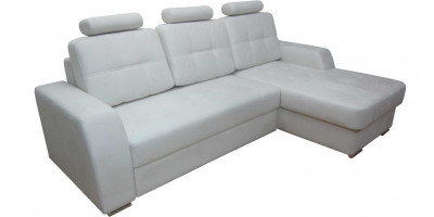 № 4522 Оникс 01 (Ф) (Вариант дивана с подголовниками)