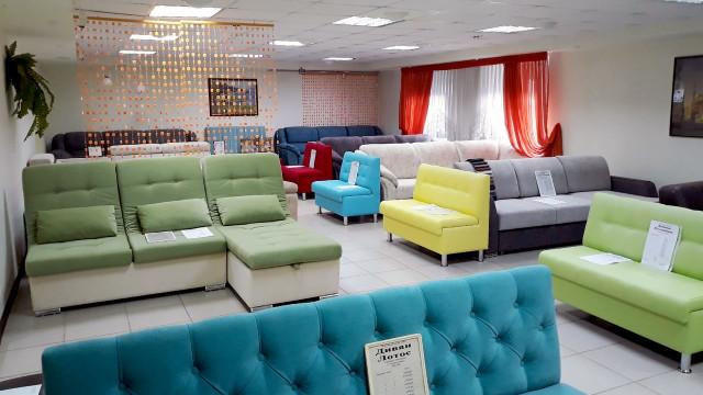 Готовая мягкая мебель